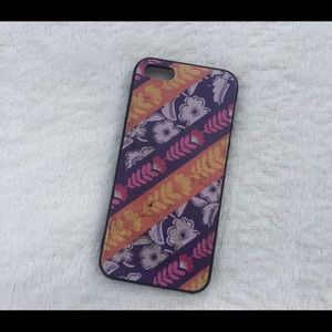 iPhone Se Floral Phone Case